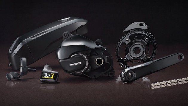 SHIMANO STEPS Mountainbike System