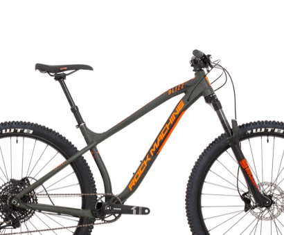 MOUNTAIN HARDTAIL
